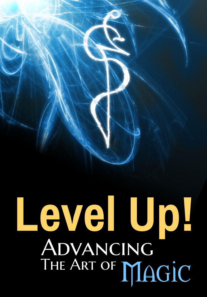 Level Up Cover A2